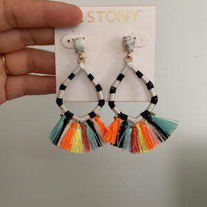 Brand new earrings, never worn